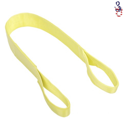 EE1 801 X 4' Eye & Eye Nylon Sling