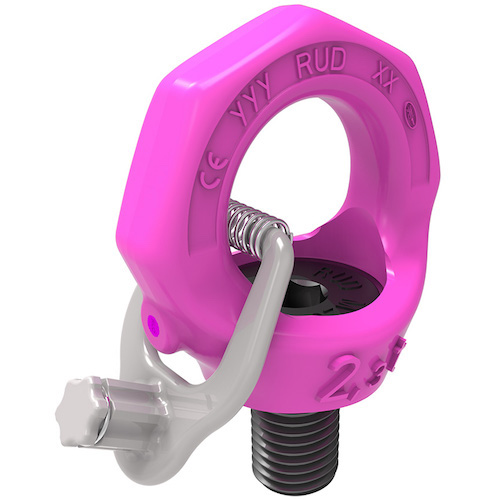 RUD 7/16 Swivel Eye Bolt